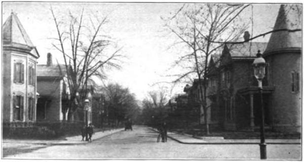 U Street in 1908